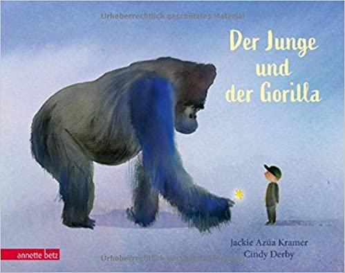 Jackie Azua Kramer: Der Junge und der Gorilla