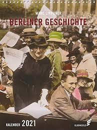 """Kalender """"Berliner Geschichte"""""""