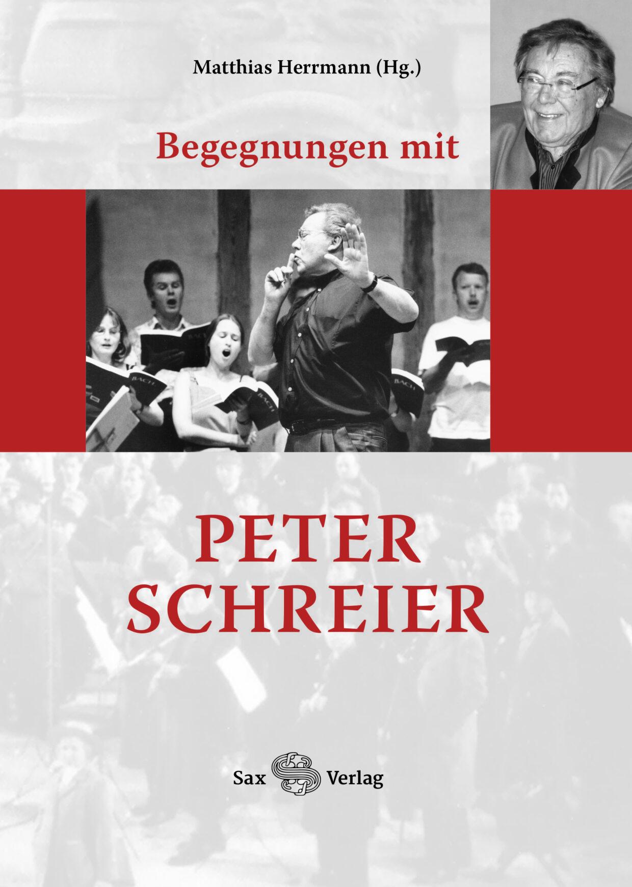 Begegnungen mit Peter Schreier