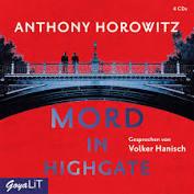 Anthony Horowitz: Mord in Highgate