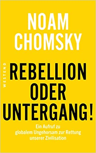 Noam Chomsky: Rebellion oder Untergang!