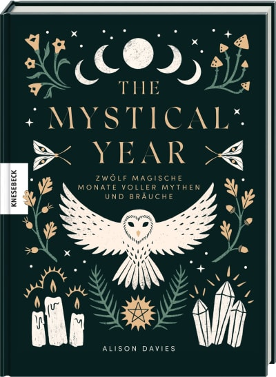 Alison Davies: The Mystical Year
