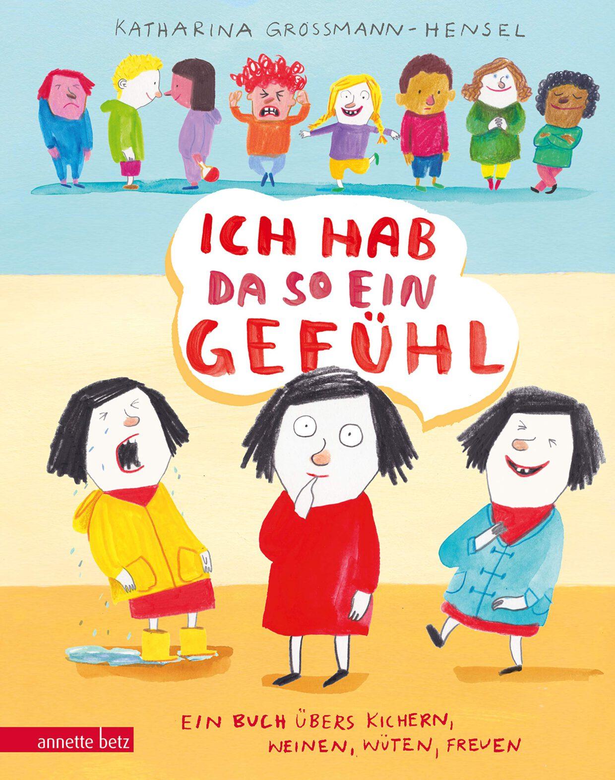 Katharina Grossmann-Hensel: Ich hab da so ein Gefühl