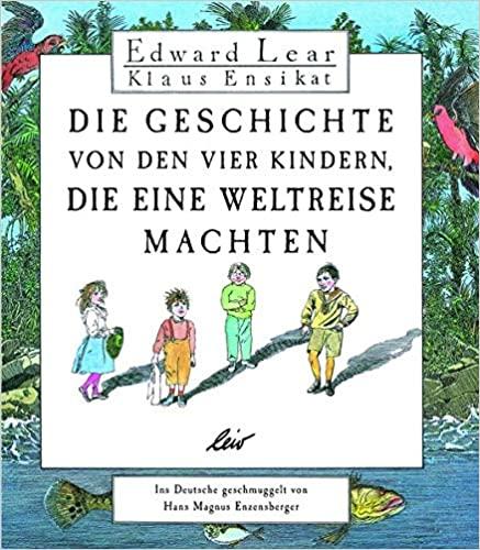 Klaus Ensikat/ Edvard Lear