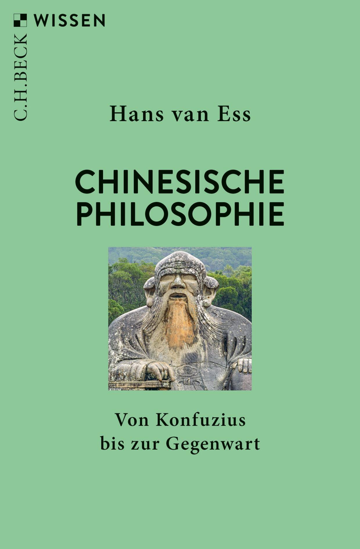 Hans van Ess Chinesische Philosophie