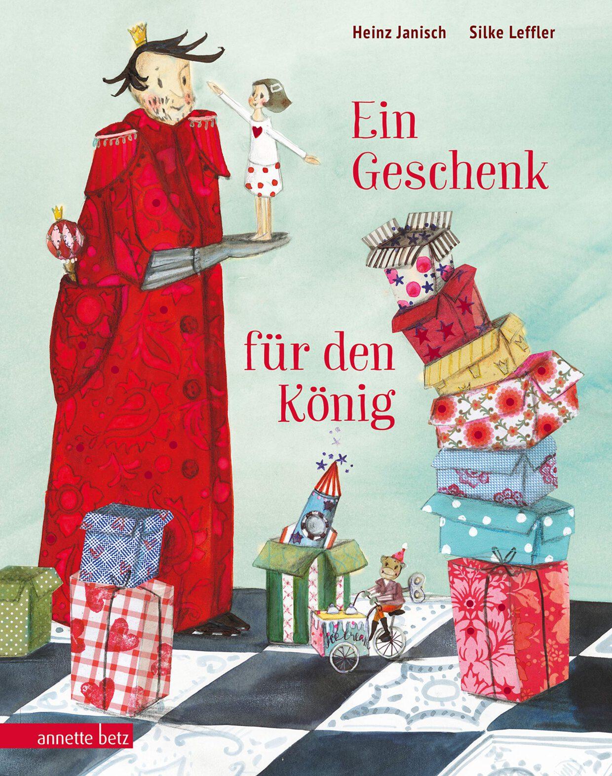 Heinz Janisch, Silke Leffler: Ein Geschenk für den König