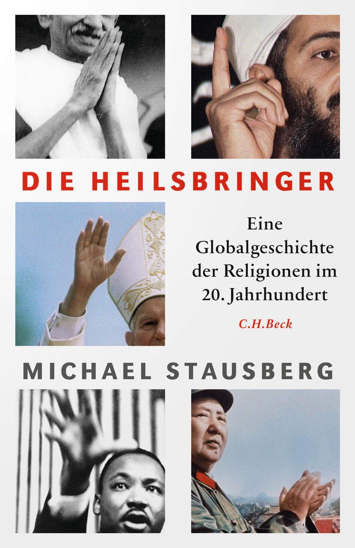 Michael Stausberg: Die Heilsbringer